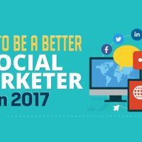 8 Essential Steps to Improve Your Social Media Marketing Efforts [Infographic]