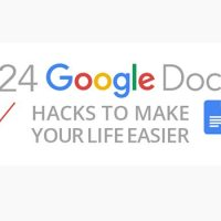 24 Google Doc Hacks to Make Running Your Business Easier [Infographic]
