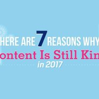 Content is King! 7 Reasons You Should Invest More in Content Marketing [Infographic]