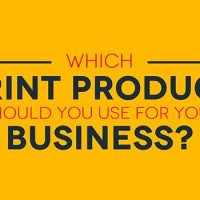 9 Printed Marketing Products That Can Help Promote Your Website [Infographic]