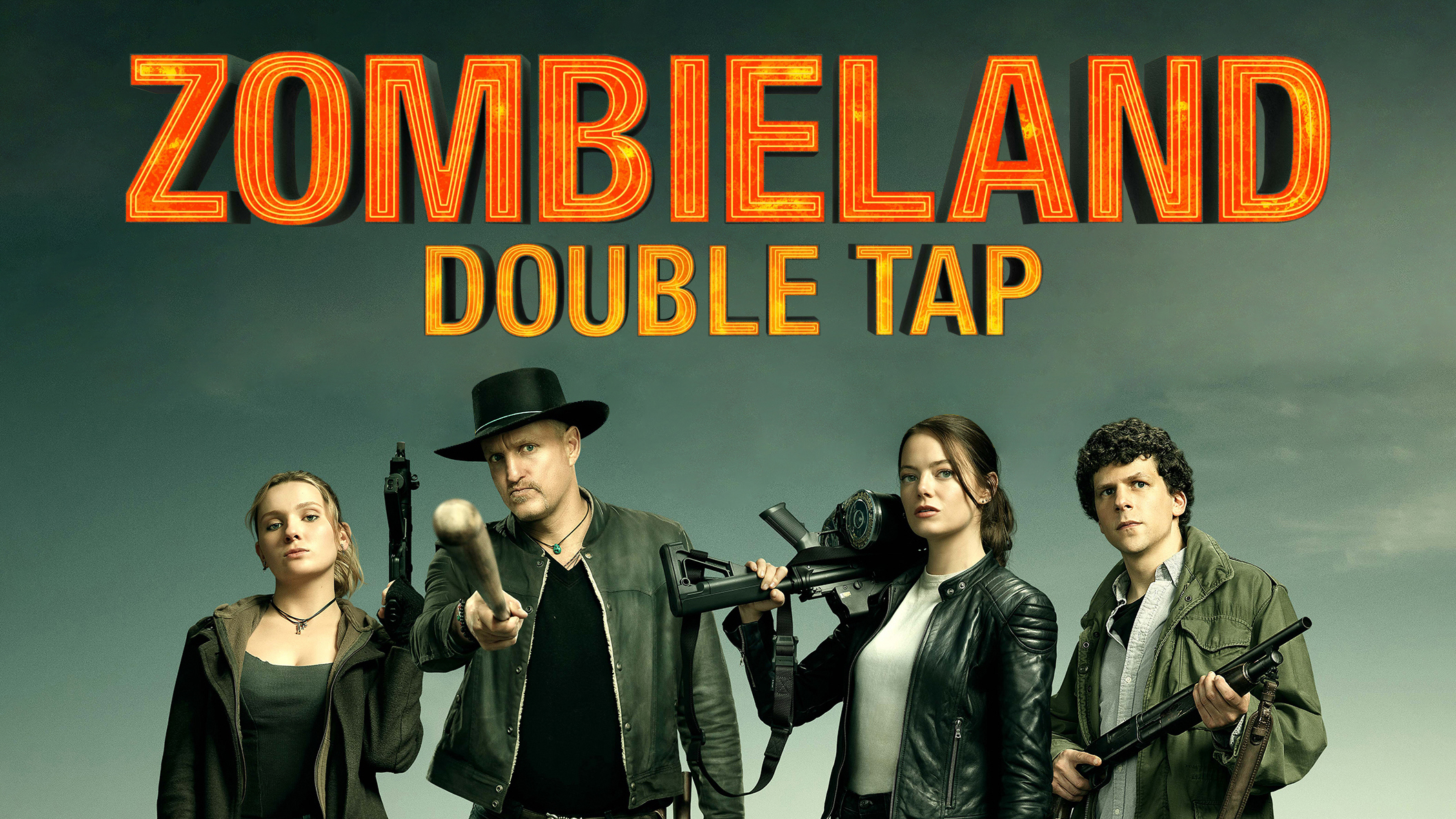 Theatrical Review Zombieland Double Tap Redbox Unscripted