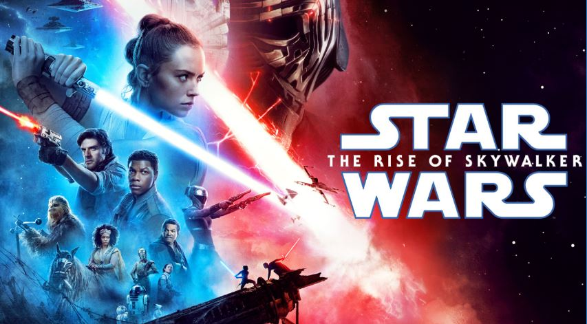 Theatrical Review Star Wars The Rise Of Skywalker Redbox Unscripted