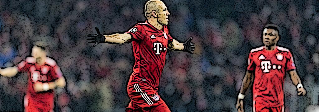 Robben Benfica