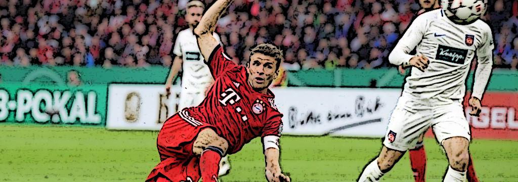 Thomas Müller v Heidenheim