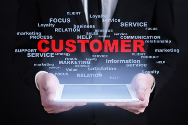 customer obsessed business model