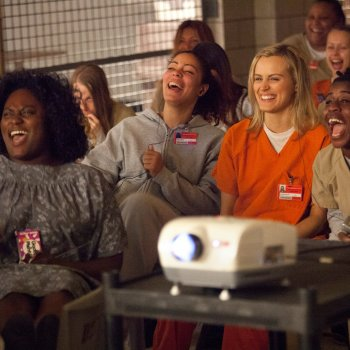 Orange is the New Black from Netflix