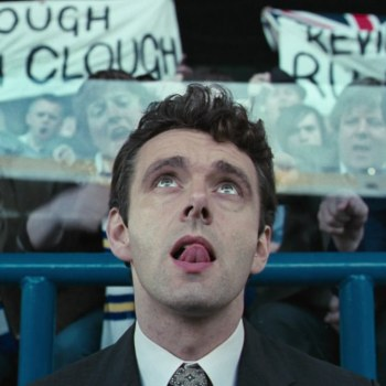 "Michael Sheen in ""The Damned United"""