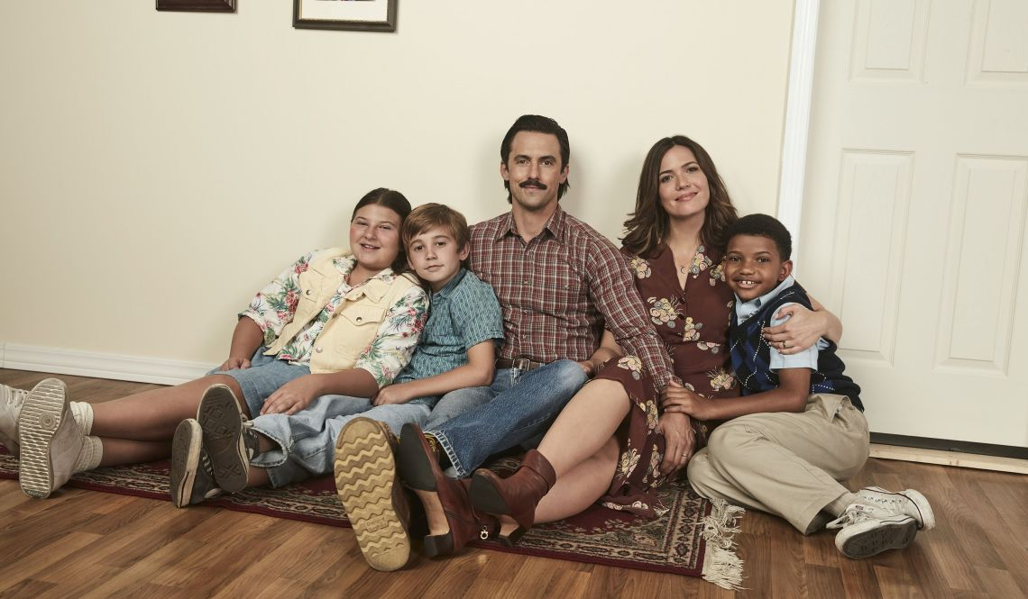 "The cast of ""This Is Us"" from 20th Century Fox Television."