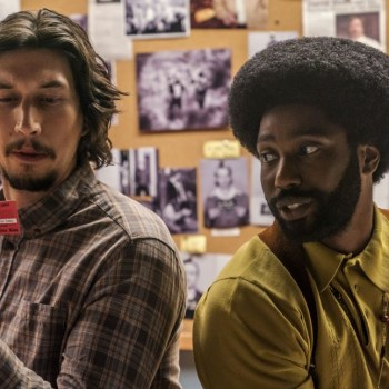 "Spike Lee's ""BlacKkKlansman"""