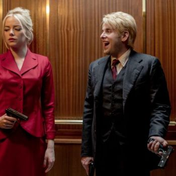 "Emma Stone and Jonah Hill in ""Maniac"" from Netflix"