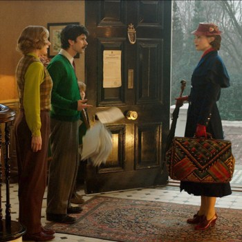 "Emily Blunt stars in ""Mary Poppins Returns"" from Walt Disney Pictures."
