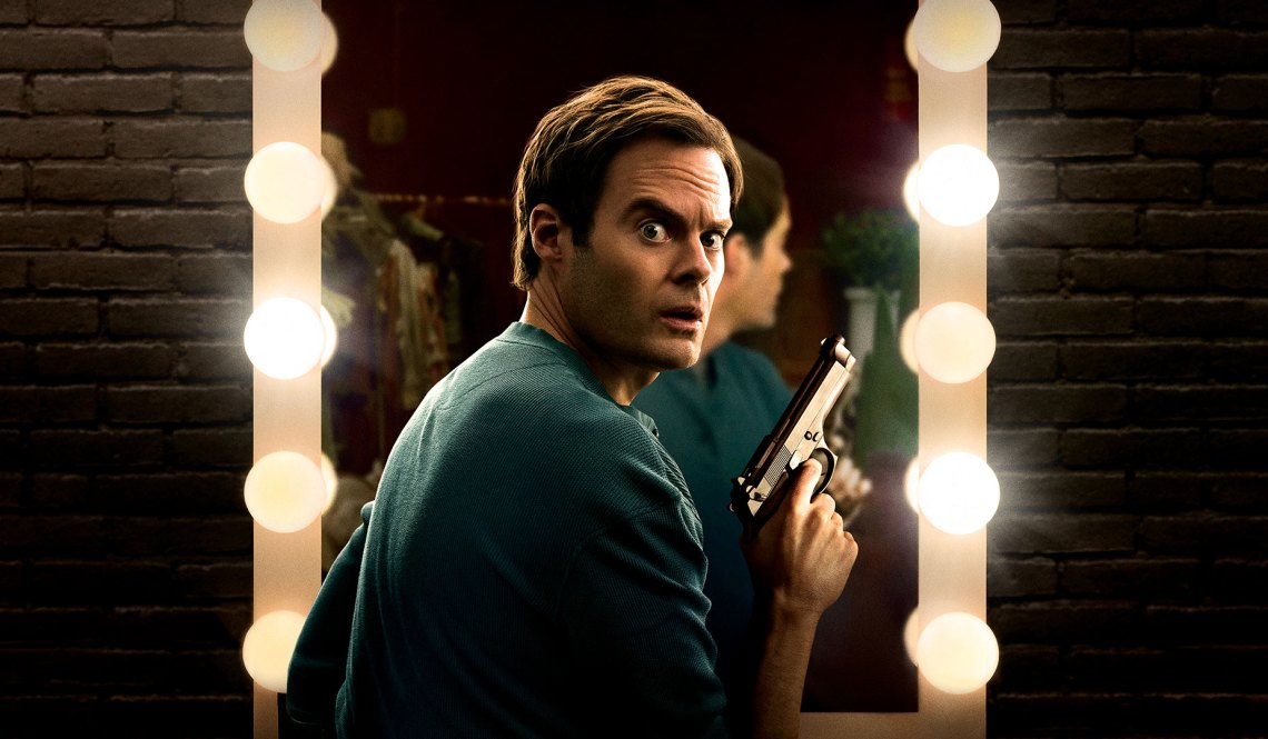 "Bill Hader in ""Barry"" from HBO."