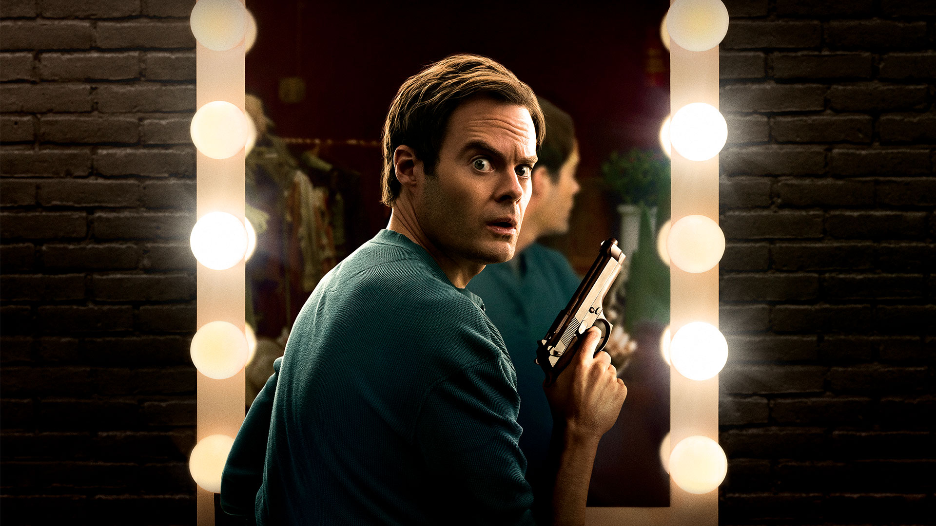 """Bill Hader in """"Barry"""" from HBO."""