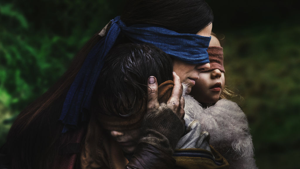 """Bird Box"" by Netflix"