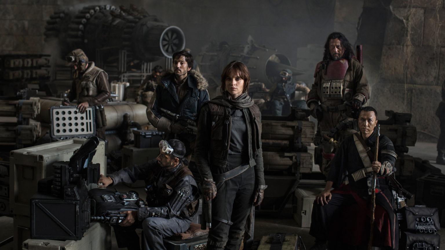 "Watch ""Rogue One"" this year instead of the Super Bowl."