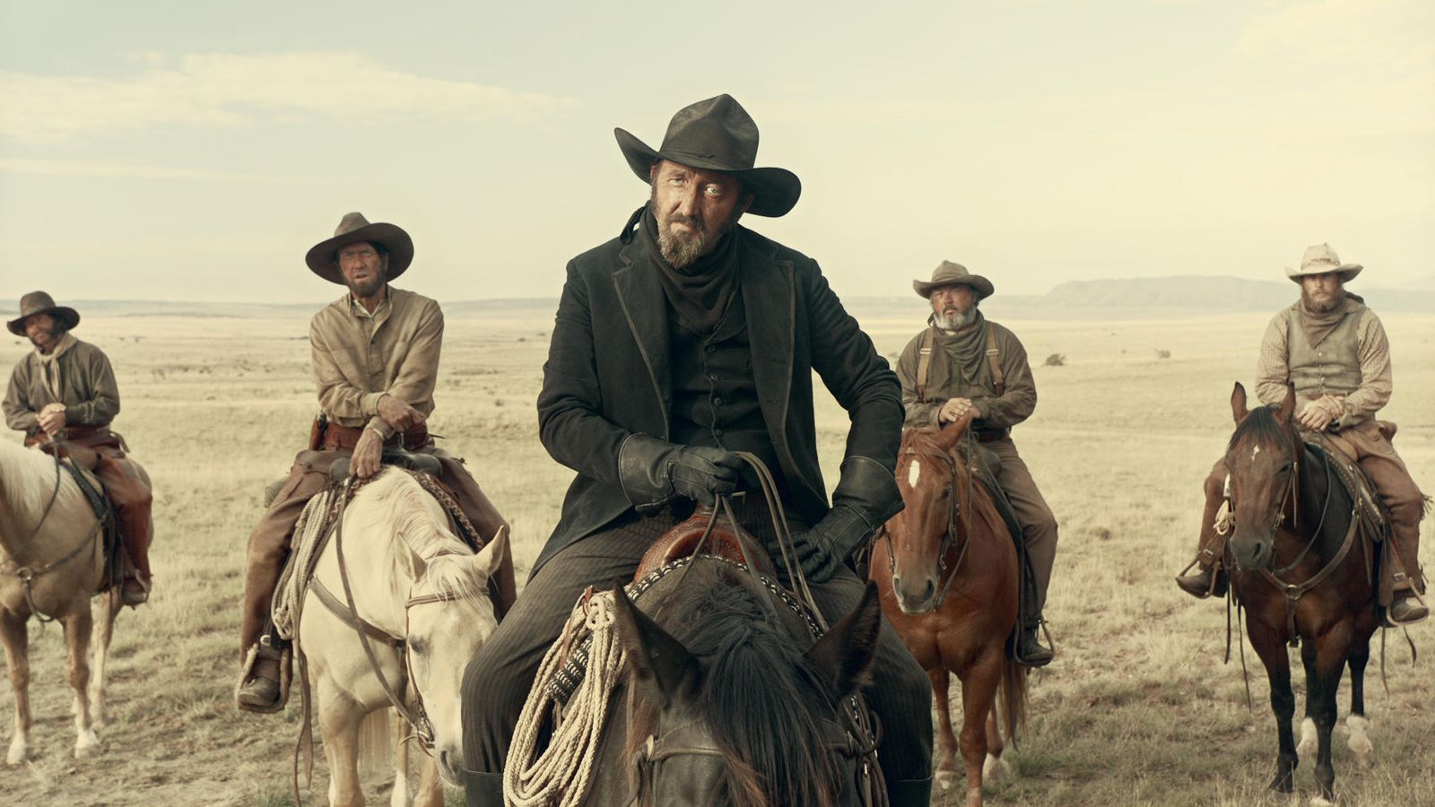 """Oscar nominee """"The Ballad of Buster Scruggs"""" available streaming on Netflix."""