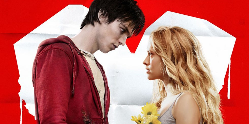 """Stream the unlikely romance """"Warm Bodies"""" this Valentine's Day."""