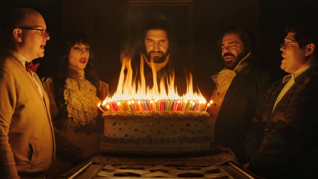 """Meet the vampires from FX's new """"What We Do In The Shadows."""""""