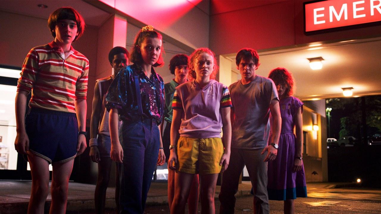 """A scene from """"Stranger Things 3"""" via Netflix"""