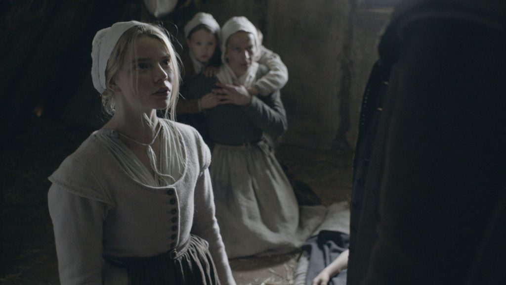 Anya Taylor Joy in Robert Egger's The Witch