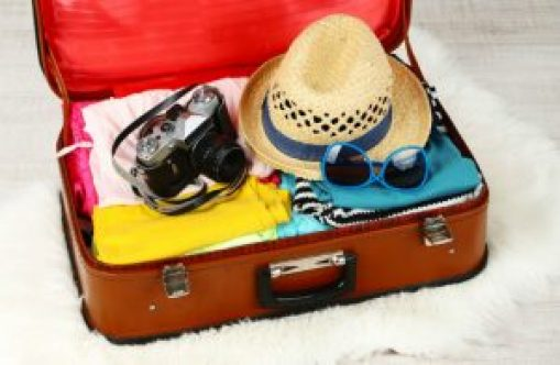 Packing for abroad trip
