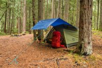 Tarp Tips: Quick Shelter for Rain, Wind or Saving Weight ...