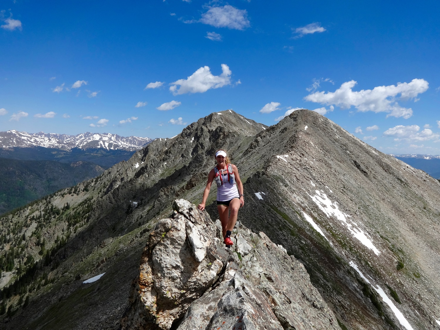 4 trail running tips from a leadville 100 winner