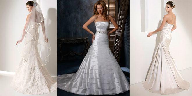 melhore vestidos de noivas 2015