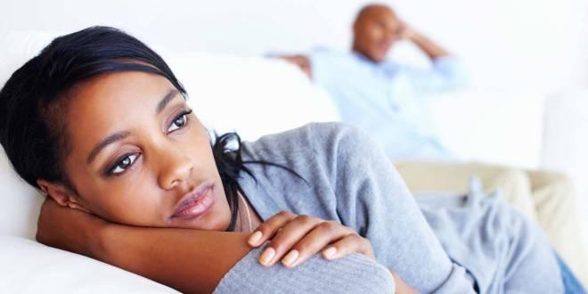 relacionamento infeliz