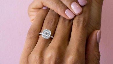 moissanite, bonito, elegante e mais barato que diamante