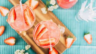 drinks sem álcool para sua festa de casamento