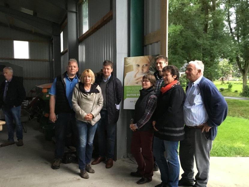 Veranstaltung Landwirtschaft Wangerland