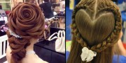 of beautiful hairstyles