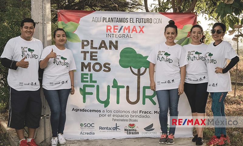 REMAX Integral, comprometido con el medio ambiente