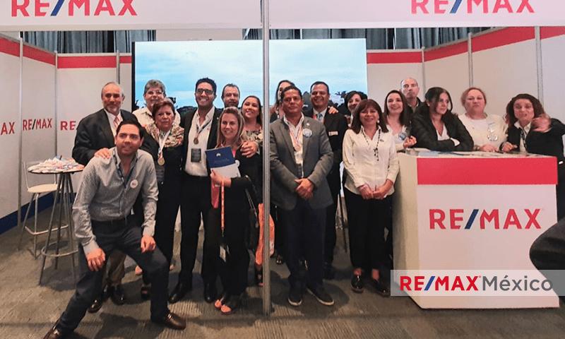Ésta es la participación de Brokers y Asesores REMAX en AMPI