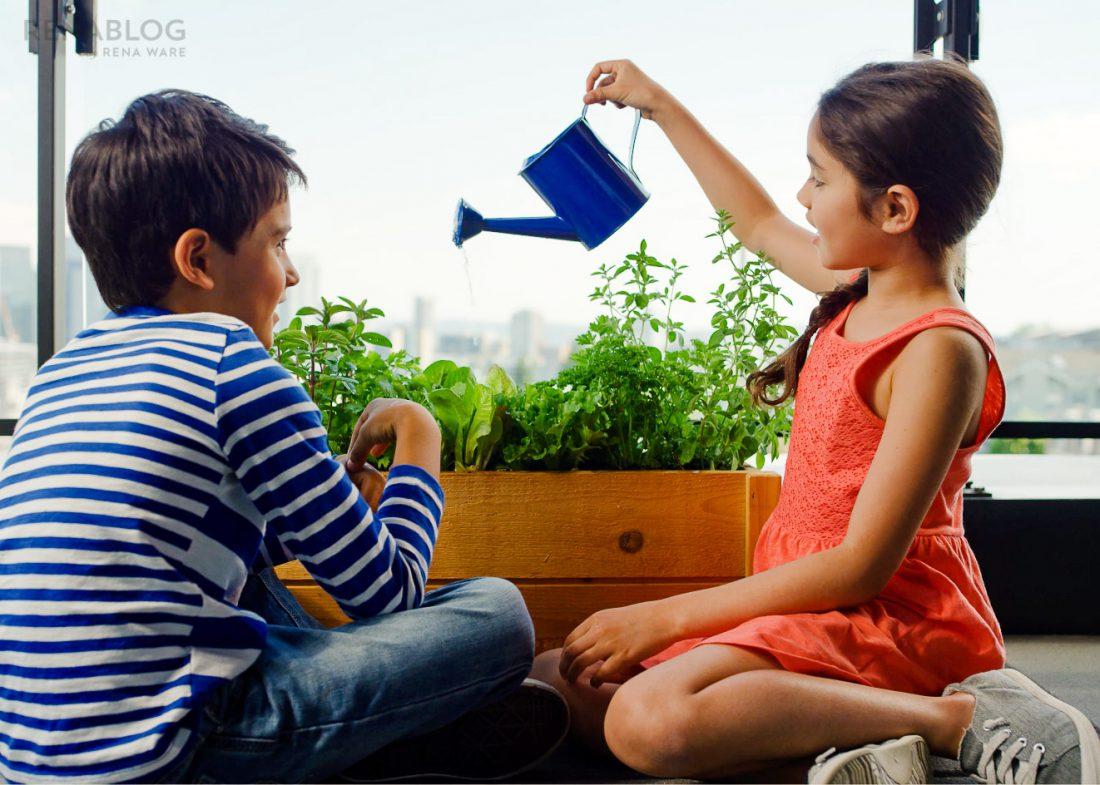 Día de la Tierra con los niños