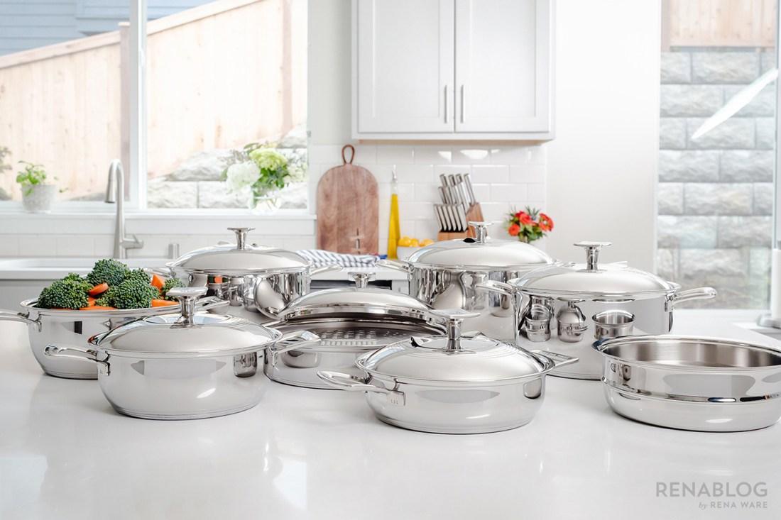 Juego de utensilios de cocina Serie Zylstra