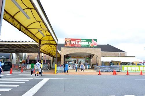 ジョイフル本田 千葉ニュータウン ガーデンセンター入り口