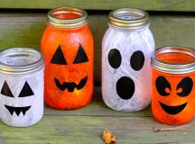 8 Quick and Easy Halloween Craft Decoration Ideas - Rent ...