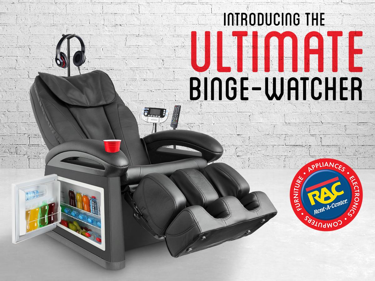 introducing the ultimate binge