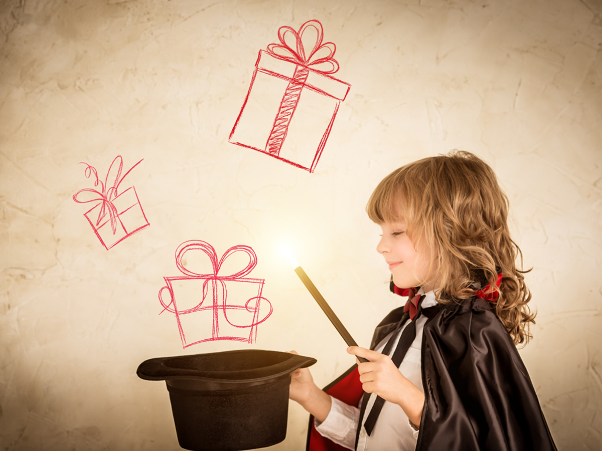 Fantastic! How To Create Holiday Magic — No Wand Required