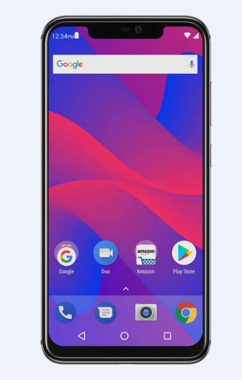 BLU VIVO XI+ smartphone