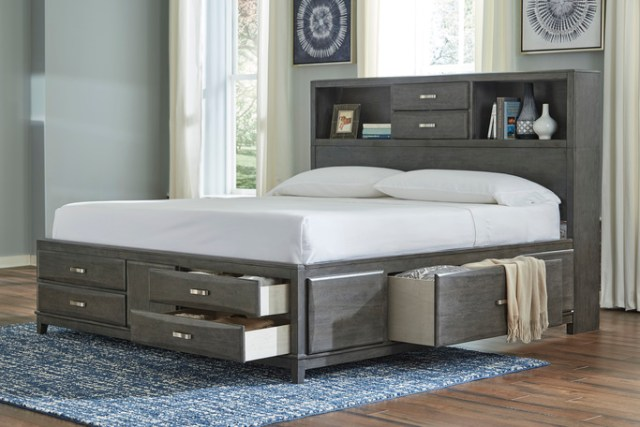 Caitbrook storage bed