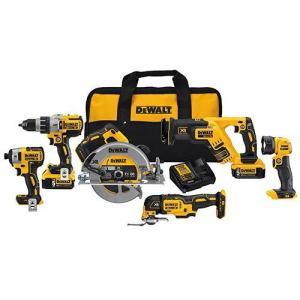 DeWalt power tool kit