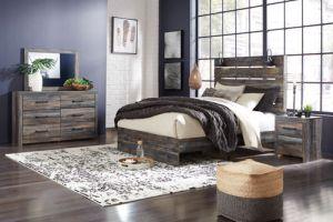 Drystan 6-piece bedroom set