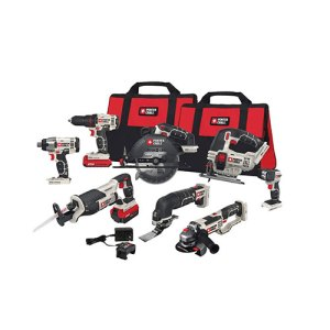 Porter-Cable power tool kit