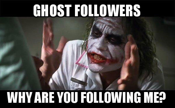 Ghost Followers