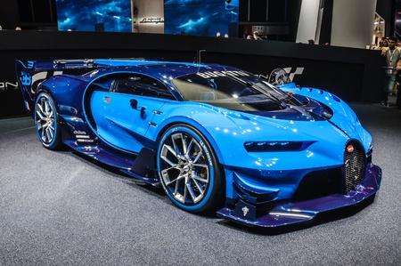 Bugatti Chiron novedad