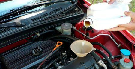 recargar aceite coche barato