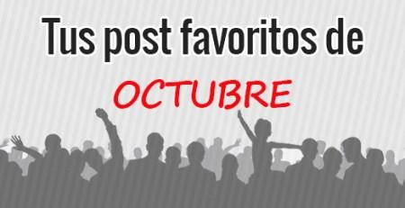 los post más leídos en octubre